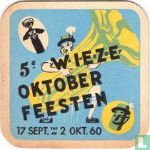 5e Wieze oktober feesten