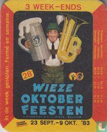 28e Wieze Oktober Feesten