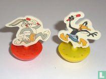 Bugs Bunny und Daffy Duck