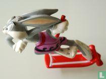 Bugs Bunny, Sprinter