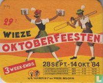 29e Wieze Oktober Feesten