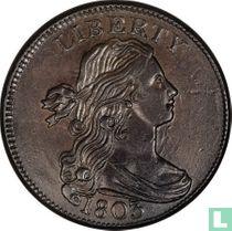 Verenigde Staten 1 cent 1803 large date large fraction