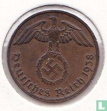 Duitse Rijk 2 reichspfennig 1938 (D)