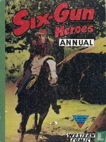 Six-gun Heroes annual
