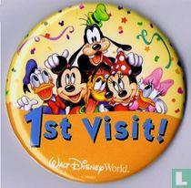 1st Visit! Walt Disney World