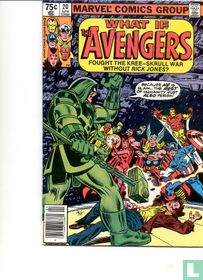 what if the avengers fought the kree-skrull war without rick jones?