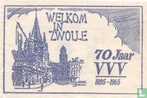 Welkom in Zwolle 70 jaar VVV
