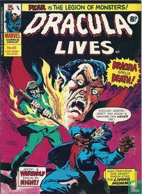 Dracula spells Death!