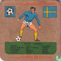 WK voetbal Argentina 1978: Zweden