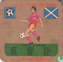 WK voetbal Argentina 1978: Schotland