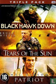 Black Hawk Dawn + Tears of the Sun + The Patriot