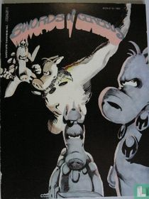 Swords of Cerebus 1