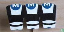 M M M (misstrike)