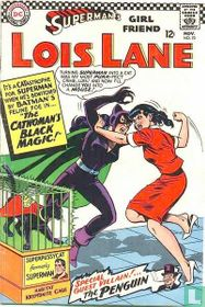 The Catwoman's Black Magic!