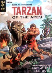 Tarzan 153: The Lair of the Lion Man