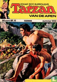 Tarzan van de apen