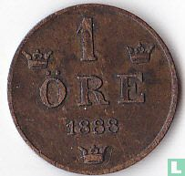 Zweden 1 öre 1888