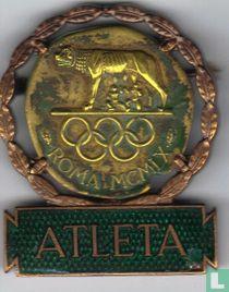 Olympic Brooch