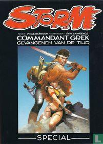 Commandant Grek