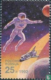 Int. Jaar van de Ruimtevaart