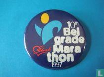 10e Belgrande Marathon 1997 (blauw)