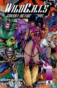 WildC.a.t.s Covert-Action-Teams 0