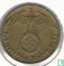 Duitse Rijk 5 reichspfennig 1937 (E)