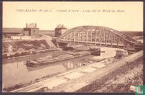 Violaines, Canal d´Aire - Lieu dit le Pont de Bois