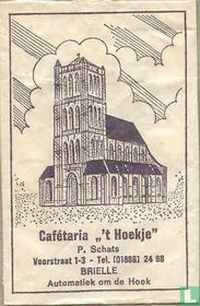 "Cafétaria "" 't Hoekje"""