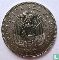 Ecuador 20 centavos 1980 kopen