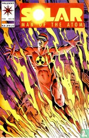 Solar, Man of the Atom 18