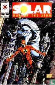 Solar, Man of the Atom 22