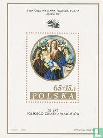 ITALIA-85-Briefmarkenausstellung