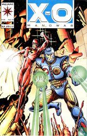 X-O Manowar 13