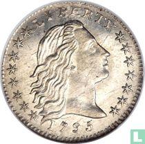 United States ½ dime 1795