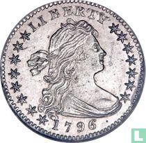 United States ½ dime 1796 (LIKERTY)