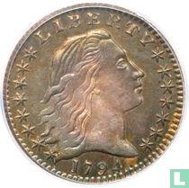 United States ½ dime 1794