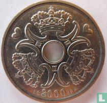 Denemarken 2 kroner 2000