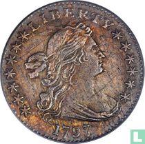 United States ½ dime 1797 (13 stars)
