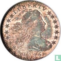 United States ½ dime 1796
