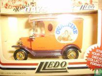 Ford Model-T Van 'Ovaltine'