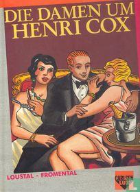 Die Damen um Henri Cox