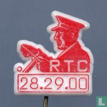 R.T.C. 28.29.00 [rood op wit]