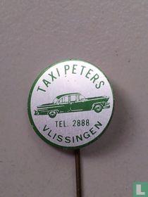 Taxi Peters Tel. 2888 Vlissingen