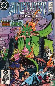 In the heat of battle...Fire Jade!