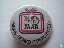 10 jaar Maxis Berko Trefcenter