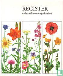 Register Nederlandse oecologische flora