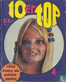 Jenny als geheim agente
