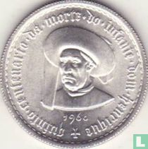 "Portugal 5 escudos 1960 ""Fifth centenary of the death of Prince Henry the Navigator"""