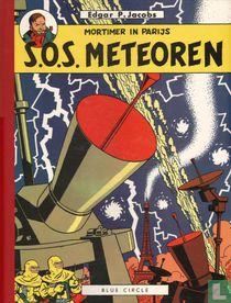 S.O.S. meteoren - Mortimer in Parijs